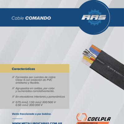 Cables Comando