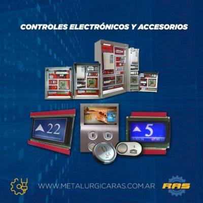Controles electronicos & Repuestos